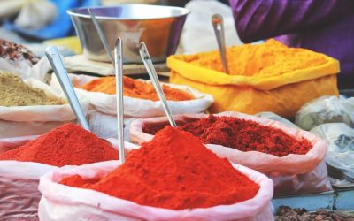 The 5 Most Popular Indian Condiments